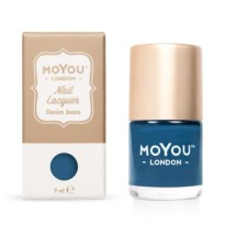 VERNIS STAMPING DENIM JEANS 9ml  MOYOU