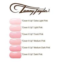 Cover it up MEDIUM DARK PINK Powder Tammy TAYLOR
