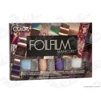 COFFRET DIY Nail Art FOILS SWEET DREAM Color Club