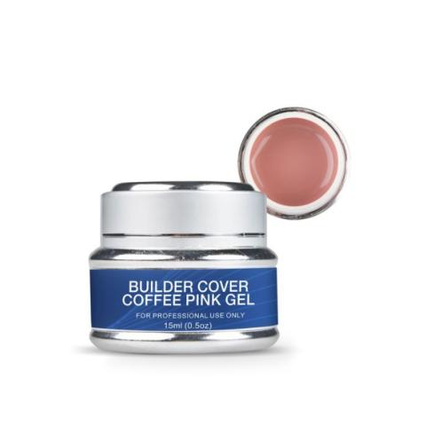 Gel UV Builder cover COFFEE PINK EF Exclusive 15 ml