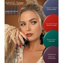 VERNIS SEMI PERMANENT AUTUMN GYPSY Collection Tammy Taylor