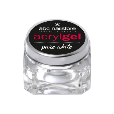 ACRYGEL PURE WHITE ABC NAILSTORE 15gr