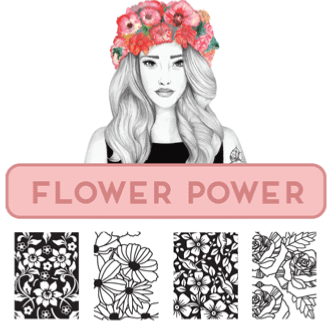 Collection Flower Power