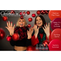 VERNIS SEMI PERMANENT CHRISTMAS IN JULY Collection Tammy Taylor