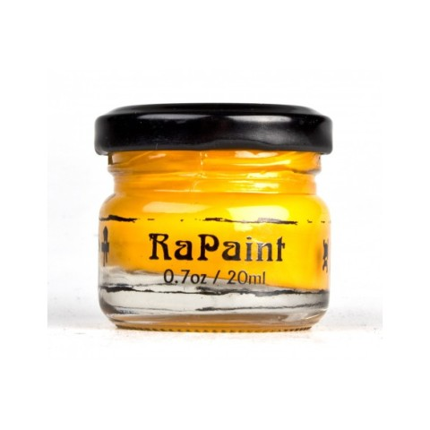 Peinture Acrylique ORANGE YELLOW  RANAILS