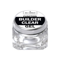Gel UV FONCTION BUILDER CLEAR  ABC Nailstore