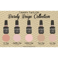 Vernis permanent BARELY BEIGE Collection Tammy Taylor