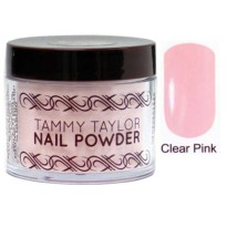 Original Clear PINK Powder 142gr Tammy TAYLOR