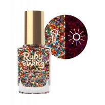 VERNIS A ONGLES CHANGE AU SOLEIL #SPARKLE & SHINE RUBY WING
