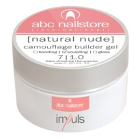 Gel UV NATURAL NUDE 15 gr ABC NAILSTORE