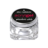 ACRYGEL PORCELAIN WHITE ABC NAILSTORE 15gr