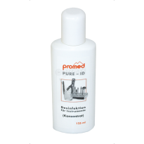 LIQUIDE CONCENTRE DE DESINFECTION DES INSTRUMENTS #PURE-ID PROMED, 125ml