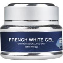 Gel UV French White EF Exclusive 15 ml