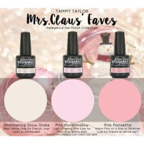 VERNIS SEMI PERMANENT MRS CLAUS' FAVES Collection Tammy Taylor