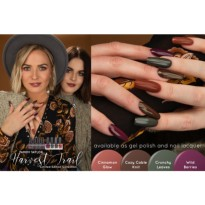 VERNIS SEMI PERMANENT HARVEST TRAIL Collection Tammy Taylor