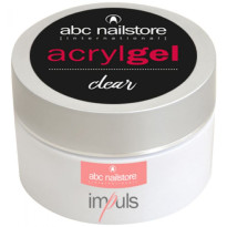 ACRYGEL CLEAR (Transparent ) ABC NAILSTORE 60gr
