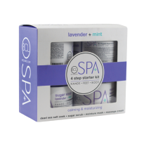 KIT 4 ETAPES LAVENDER +MINT BCL FORMAT DECOUVERTE