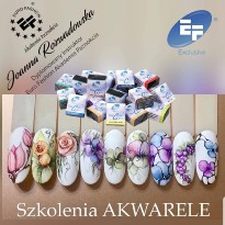 KIT Peinture aquarelle Water Color EF Exclusive