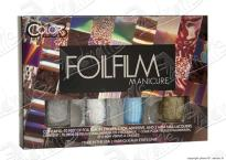 COFFRET DIY Nail Art FOILS DEEP SPACE Color Club