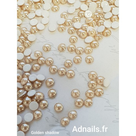 DEMI PERLES GOLDEN SHADOW SWAROVSKI (205)