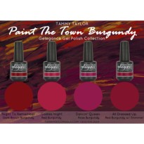 VERNIS SEMI PERMANENT PAINT THE TOWN Collection Tammy Taylor