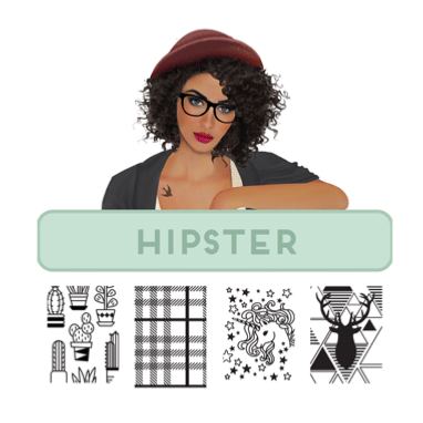 Collection Hipster